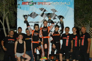 CRG-USA is prepared to take a number of drivers to the podium at the SKUSA SuperNationals, just as they have all season long