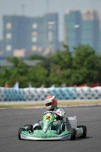 Flavio Camponeschi - 2012 World Karting Champion