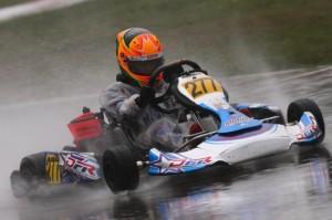 Devlin DeFrancesco claims a pair of top five results in Rotax Junior debut at FWT (Photo: DevlinDeFrancesco.com)