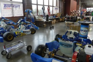 Winter Kart Show Motorama Kart Parts Top Kart USA
