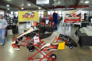 Winter Kart Show Andrew Chase Racing