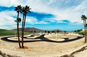 The So-Cal Sprinters race at the historic Adams Motorsports Park (Photo: Sean Buur - Go Racing Magazine)
