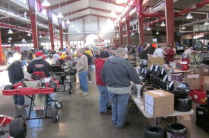 The Winter Kart Show will see over 100 vendors inside the 40,000 square foot building in Springfield, IL (Photo: winterkartshow.com)
