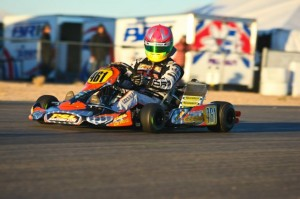 PSL Atlantic's Fritz Leesmann will look to continue his winning ways in Phoenix  (Photo: Sean Buur - Go Racing Magazine)