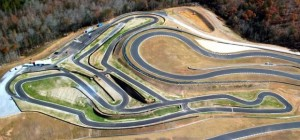 Atlanta Motorsports Park kart track