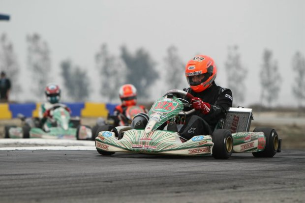 Billy Musgrave locked up the S1 win in his class debut over former series champions (Photo: dromophotos.com)