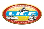 IKF International Kart Federation logo