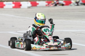 Double TaG Cadet winner Anthony Gangi Jr. (Photo: Ken Johnson - Florida Winter Tour)