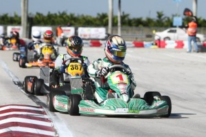 Daniel Formal continued his winning streak with two more in TaG Senior (Photo: Ken Johnson - Florida Winter Tour)