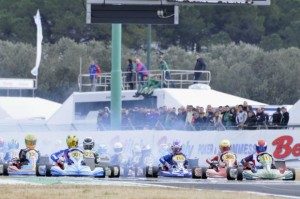 The WSK Euro series will begin the 2013 season at La Conca this weekend