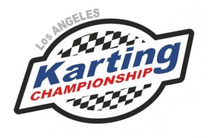 Los Angeles Karting Championship logo