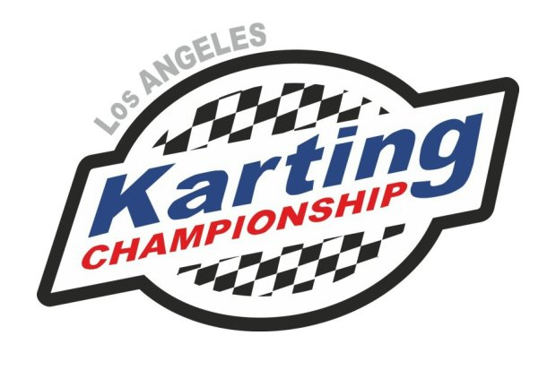Los Angeles Karting Championship logo