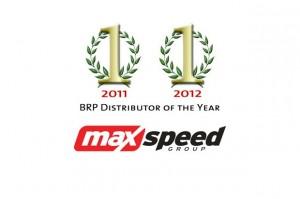 MAXSpeed Distributor logo