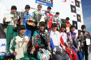 ROTAX Winter Cup Winners 2013