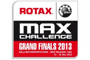 Rotax Grand Finals 2013 logo