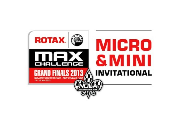 Rotax Grand Finals Mini-Micro 2013 logo