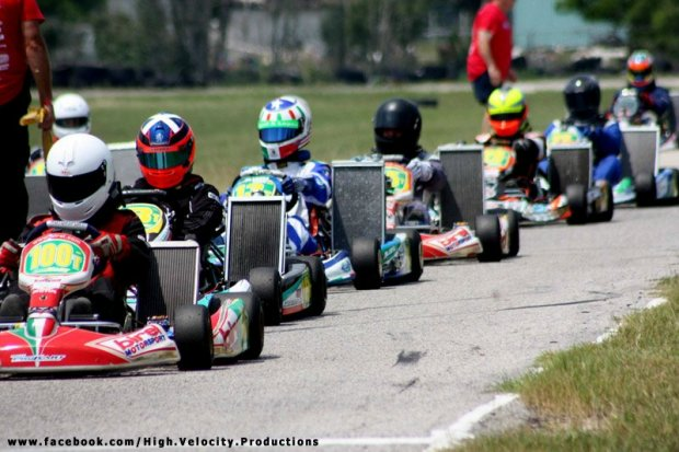 The Texas ProKart Challenge will have strong fields once again in 2013 for shifterkart, TaG, and Rotax competition (Photo: High Velocity Productions)