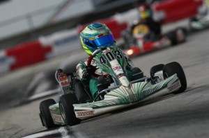 Derek Carmenate turns solid qualifying efforts into podium results in rounds three and four  (Photo courtesy of Race Tech Development)