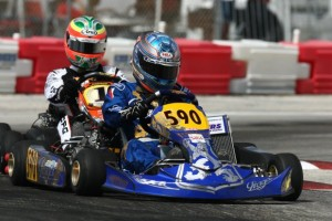 Manetti proved an inspiration for many Praga drivers in Florida (Photo: IPK North America)