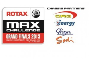 Rotax Grand Finals Chassis 2013 logo