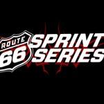 Route 66 Sprint Series logo