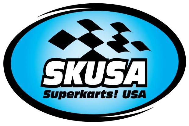 SKUSA Superkarts! USA logo