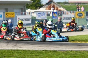 Driver to beat in TaG Masters is Scott Ferris (Photo: NCRM)
