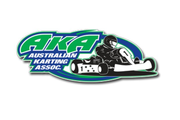 Australian Karting Association AKA logo