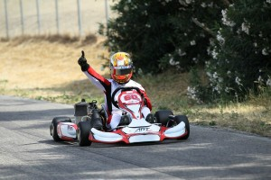 Jake Craig takes over the lead in the TaG Senior title chase with his second victory of the season (Photo: dromophotos.com)
