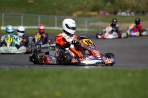 Rotax Max Light class winner for 2012-13 Jack Bridgeman (Photo: Fast Company-Jordan Moss)