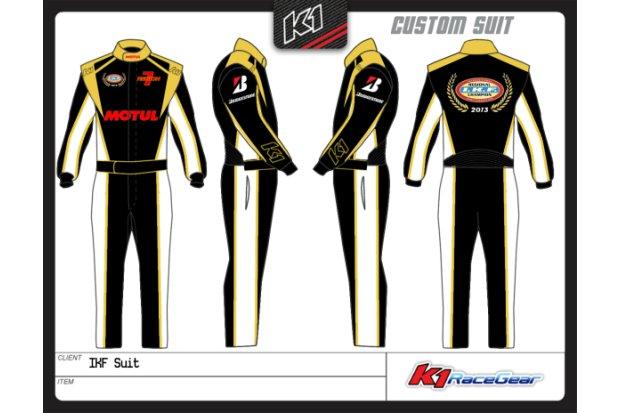 K1 IKF Suit