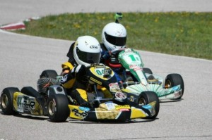 Jamie Williams bested the TaG Cadet category in both main events (Photo: SLKA)
