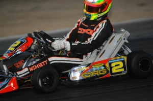 Joey Wimsett will lead a talented group of S1 drivers under the CRG-USA tent (Photo: On Track Promotions - otp.ca)