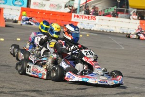 Paul Bonilla was the top TaG Masters driver in 2012, and is looking to repeat in 2013 (Photo: On Track Promotions - otp.ca)