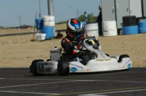 Paul Bonilla was the top driver Sunday in TaG Master (Photo: On Track Promotions - otp.ca)