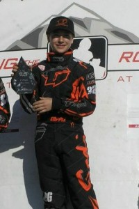 GoRotax.com Driver of the Month - May 2013 - Grant Copple