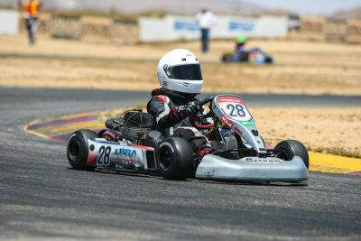 Trey Brown won four races on the weekend (Photo: Sean Buur - Go Racing Magazine)