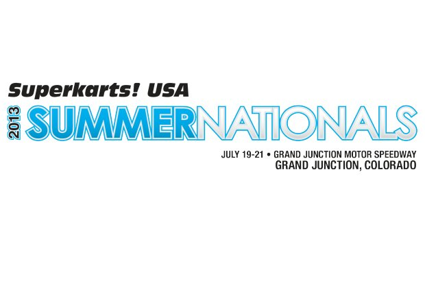 SKUSA SummerNationals 2013 logo