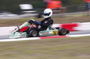 Floridian Roger Ralston will make the switch to FA Kart and join Kart Sport North America for the upcoming Rotax Max Challenge United States Grand Nationals (Photo: Roger Ralston Jr.)
