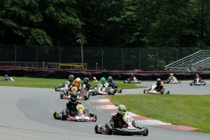 The racers of the WKA Vega Tire / TS Racing Road Racing Series will be back at it this weekend, when they head to VIRginia International Raceway for the Road Race Grand Nationals (Photo: WKA)