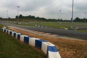 On-site at the GoPro Motorplex for the 2013 Rotax Grand Nationals