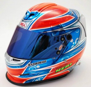 Neri's new lid for Championship Saturday