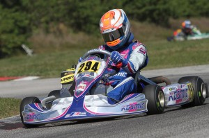 Jamaican Thomas Issa is looking to add a US Rotax title to his CV (Photo: Ken Johnson - Studio52.us)