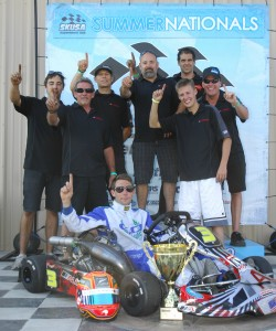 Daniel Bray gave the Aluminos chassis its first win on the debut weekend in S1 (Photo: On Track Promotions - otp.ca)