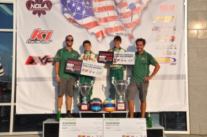 Team Koene USA will send two drivers to the Rotax Max Challenge Grand Finals in New Orleans later this year (Photo: KoeneUSA.com)