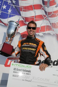 Rudolph became a back-to-back national champion in the DD2 Masters category (Photo credit: Ken Johnson - Studio52.us)