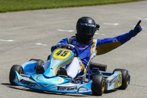 Top Kart USA expands their lead in the WKA Manufacturers Cup standings with eight more victories this past weekend  (Photo: Sean Buur - Go Racing Magazine)