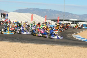 The 2014 Rotax Challenge of the Americas will travel to Tucson, Phoenix and Sonoma, welcoming the best from North America (Photo: Sean Buur - Go Racing Magazine)
