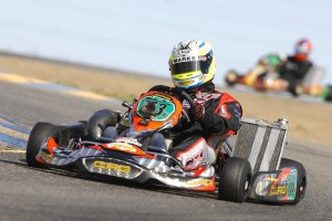 S4 Master Stock Moto driver Robert Marks earned back-to-back fourth place finishes (Photo: On Track Promotions - otp.ca)