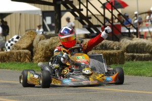 Champion Racing/Intrepid driver Ryan Kinnear scored his first Pro Tour S2 victory (Photo: On Track Promotions - otp.ca)